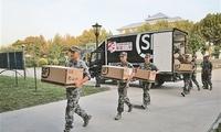 联勤保障部队大力推动被装配送模式改革