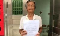 7旬上访农妇收补偿款被定敲诈 广东高院8年后平反