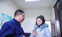 """采访手记:寒冬中的不平凡 电力人的""""春节生活"""""""