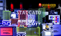 STACCATO×JEREMY SCOTT Launch Party?#27604;?#24320;启