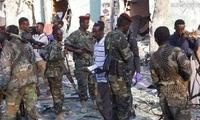 """索马里""""青年党""""袭击致使一名副部长死亡"""
