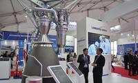 中国民营航天企业亮相莫斯科航展