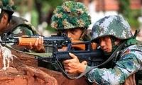 印媒称中印或重启联合军演 曾因洞朗对峙而暂停