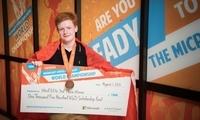 来自马恩岛的英国青少年赢得了1500美元微软Word技能大赛奖金