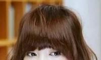 方脸梨花头发型,让你立马变成焦点!