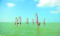海口打造水上运动品牌 推动体育旅游产业发展