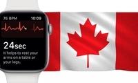 加拿大也将批准 Apple Watch S4 心电图功能