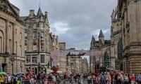 苏格兰的文艺气息 在爱丁堡整月狂欢