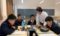 华东师大第二附属中学入围BIEA STEM大赛决赛