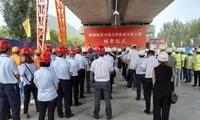 离通车再近一步!济南首条地铁R1线正式进入铺轨阶段