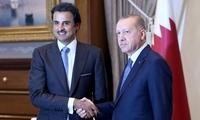 至暗时刻!卡塔尔承诺向土耳其投资150亿美元