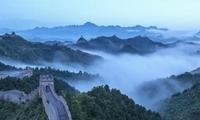 美轮美奂中国长城 佛光云海金山岭恍如仙境