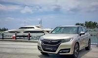 成就5座中级SUV翘楚 东风Honda UR-V让新春旅途成为享受