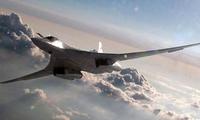 俄罗斯两架图-160战略轰炸机从委内瑞拉返回国内基地