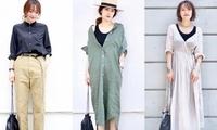 36套日系简约日常休闲装穿搭,舒适百搭,简简单单不寻常!