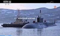 美海军最可怕噩梦!俄最先进核潜艇内部首次曝光
