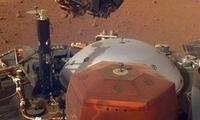 """""""洞察""""号首次""""听""""到火星微震"""