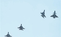 """中巴空军""""雄鹰-Ⅷ""""联合训练首次实现全过程体系对抗"""