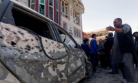 阿富汗首都发生自杀式爆炸袭击 已致48死112伤