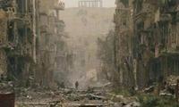 叙利亚一顿混战,美军直升机坠毁,乘员全部牺牲