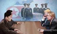 美军机关报:朝鲜可能在停战协定日送还50-55具美军遗骸