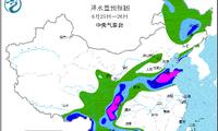 四川山东河南江苏安徽等地将有强降雨过程 需加强防范暴雨洪涝和地质灾害的不利影响