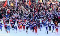 2018中国长春净月潭瓦萨国际滑雪节即将开幕