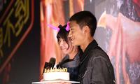 张一山给粉丝过生日 亲自制作蛋糕超暖心