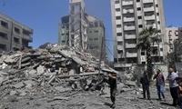 以色列空袭加沙再致42人死亡 含10名儿童