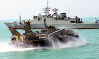 """伊朗海军扬言打响第二次""""波斯湾战争"""",这次的对手是美航母战斗群!"""