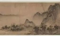 【芭莎艺术】中国南派山水画由他开创,真正的成就无须青史留名