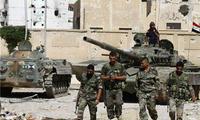 叙利亚政府军收复南部德拉省一战略要地