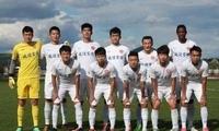 预备队联赛 延边富德3: 1北京北控燕京 梅西保利梅开二度