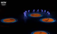 用AI展示国家形象 北京八分钟惊艳平昌冬奥会