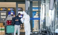 首批韩籍技术专家通过中韩快捷通道返回盐城