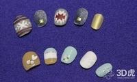 美甲爱好者福音:东芝推出3D打印定制假指甲
