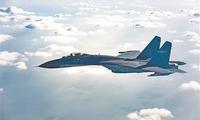 北部战区空军航空兵某旅开展实战化对抗演练
