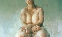 她的肥胖人体画值8000万,是全球最贵的70后女艺术家