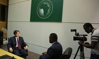 驻非盟使团团长刘豫锡大使就中非合作论坛北京峰会和中非盟关系接受媒体专访