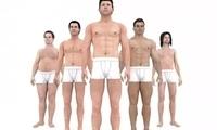 从胖子到肌肉男,百年男性完美身材变迁史……