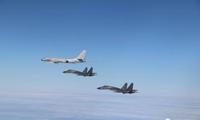 赴西太平洋远航988天后 空军首次用了这个词
