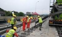 劳动节17000余名建设者奋战浙江省交通集团四大重点项目建设一线
