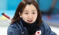 日本美女冰壶选手征服韩国 长相很像韩国女星