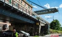 意大利宣布垮塌公路桥所在地区进入紧急状态