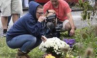 纽约一豪华轿车突发车祸 载有多对新婚夫妇 至少20人遇难