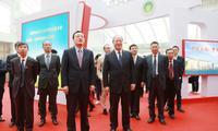 全国粮食和物资储备系统改革开放40周年成就 图片展在杭州展出