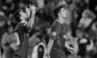 昨日欧冠仍是强队天下:梅西迎百球 大巴黎火力全开