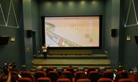 看电影上党课 《解放了的中国》展映活动举行