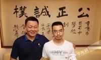 重庆高考理科第一名是个淡定哥 喜欢书法爱打游戏