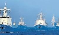 海军建军69周年:终于有资格在回首时,泪流满面……